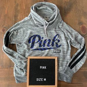 VS Pink Cowlneck Sweatshirt